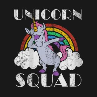 Unicorn Squad t-shirts