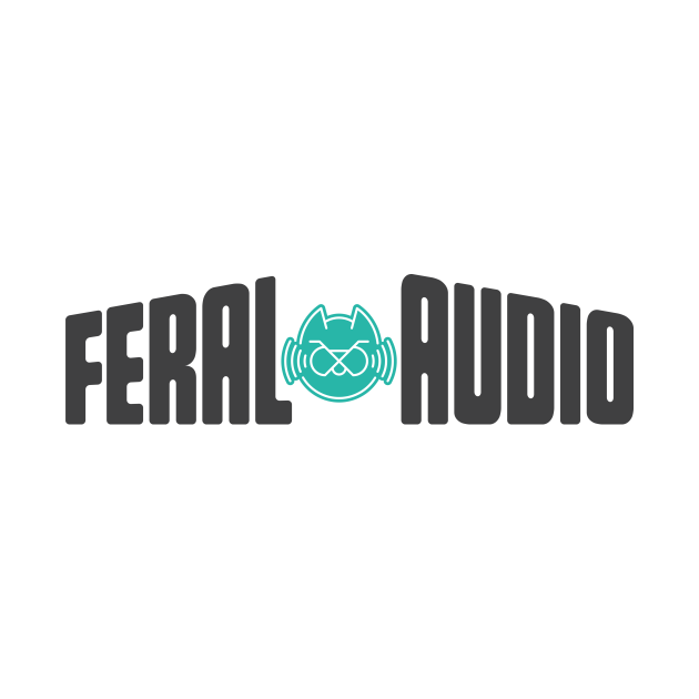 Feral Audio - Our Very Second Logo! (light version)