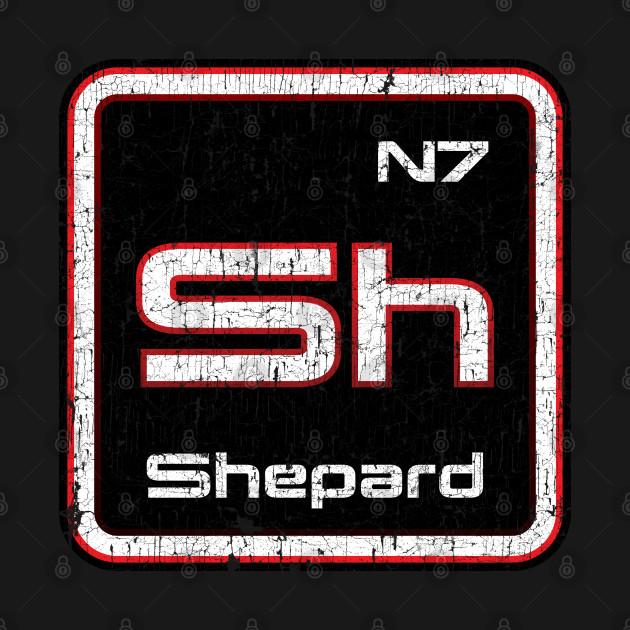 Element of Shep Grunge