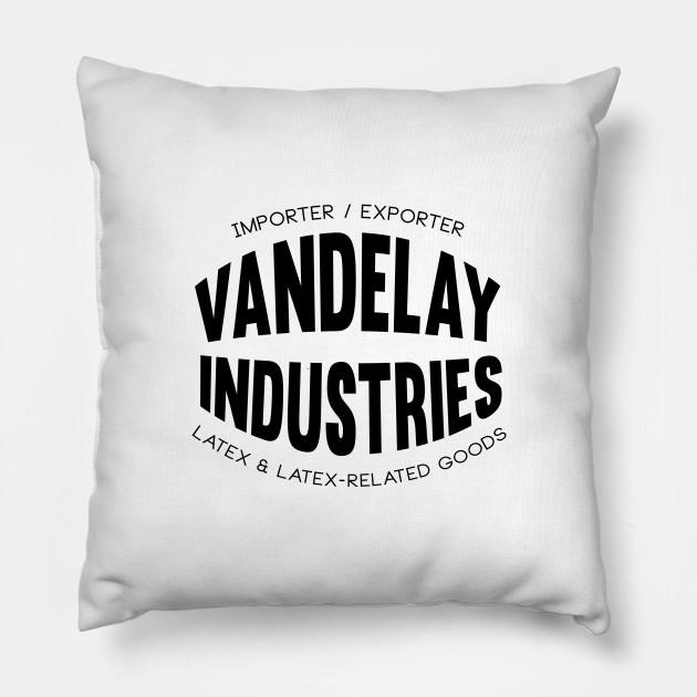 Vandelay Industries Pillow