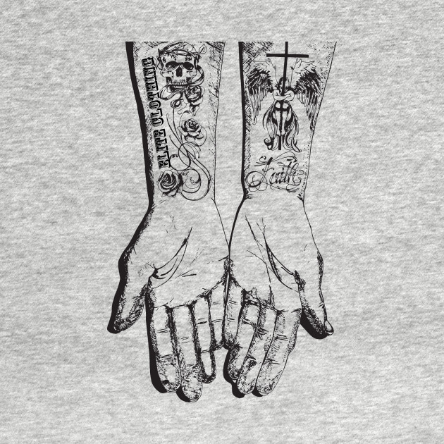 Tattooed Arms - Illustration Collection