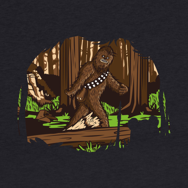 Bigfoot of Endor