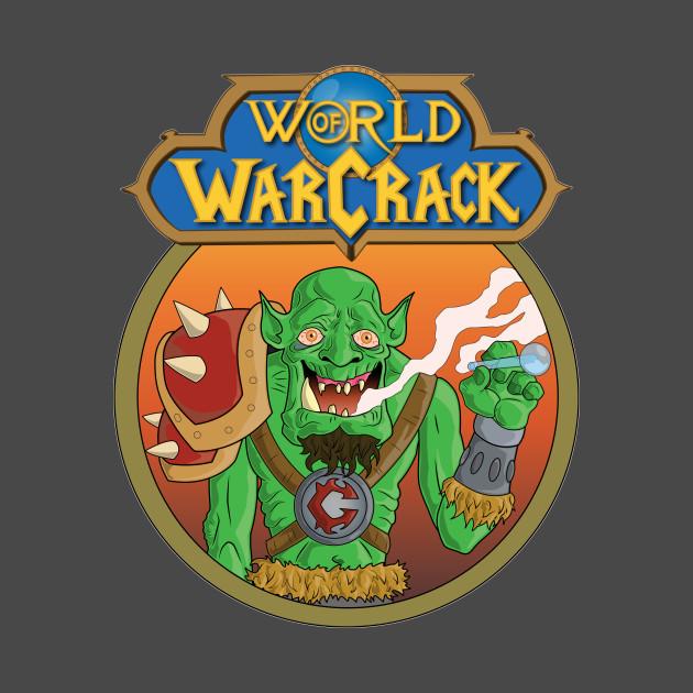 World of Warcrack Orc