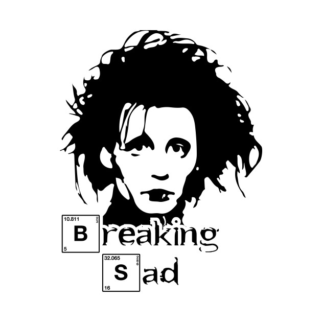 Breaking Sad T-Shirt