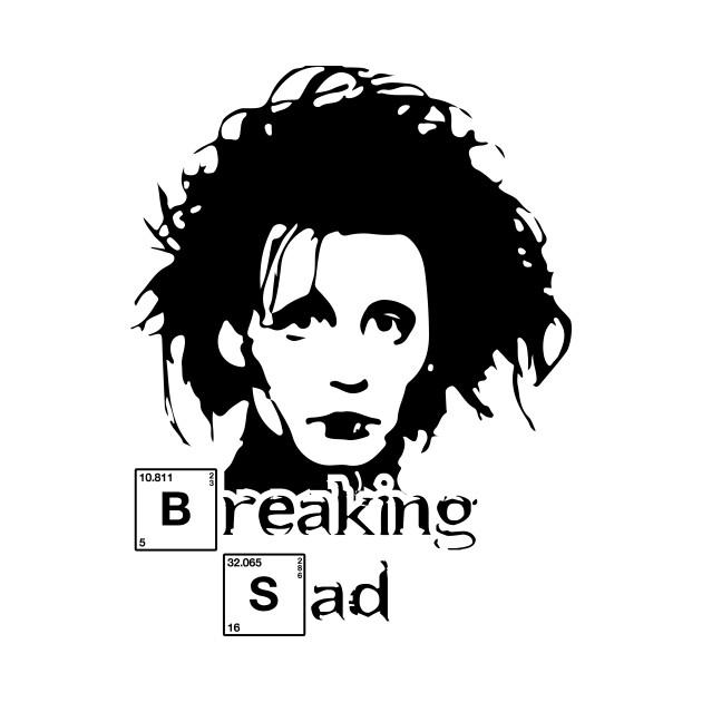 Breaking Sad T-Shirt
