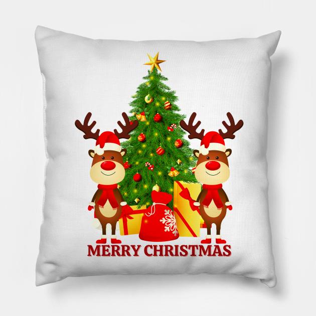 MERRY CHRISTMAS REINDEERS