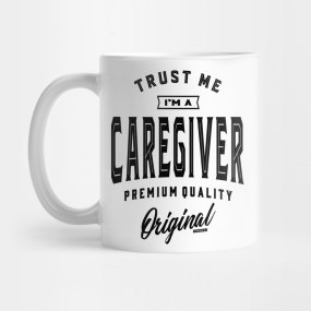 Caregiver Little Mugs | TeePublic