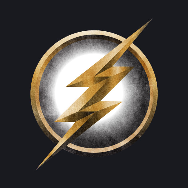 The Flash - Distressed