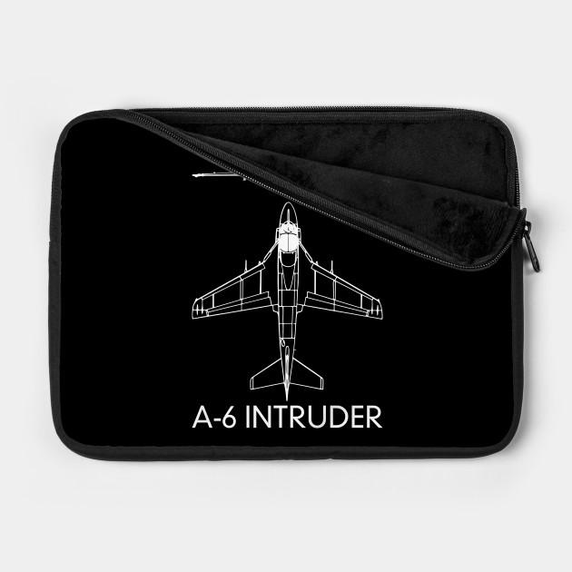 A-6 Intruder Attack Aircraft Plane