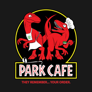 Raptors in the Kitchen t-shirts