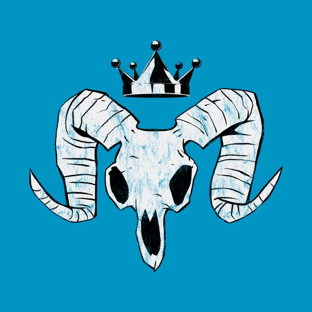 The Sheep Skull