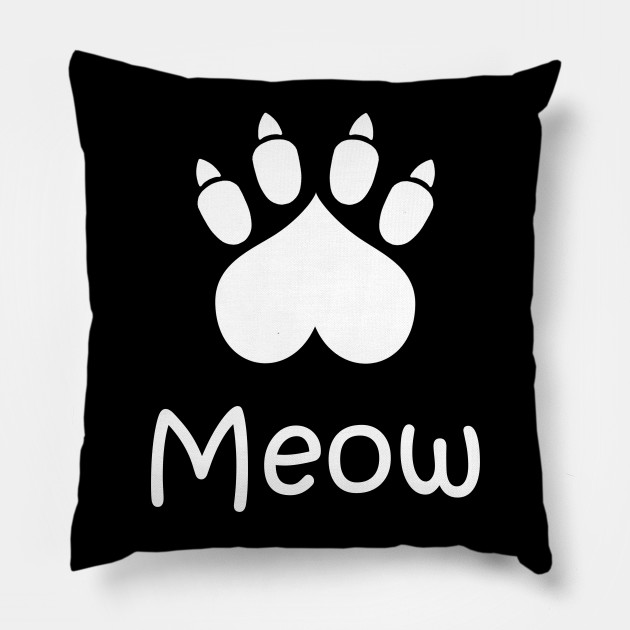 cat paw meow