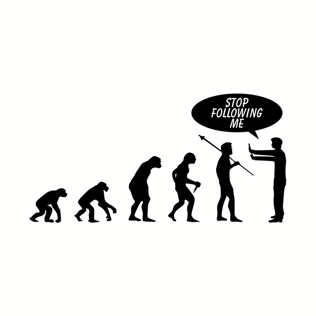 Evolution Stop Following