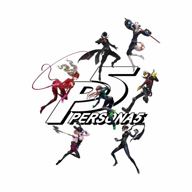 Persona 5 Chars
