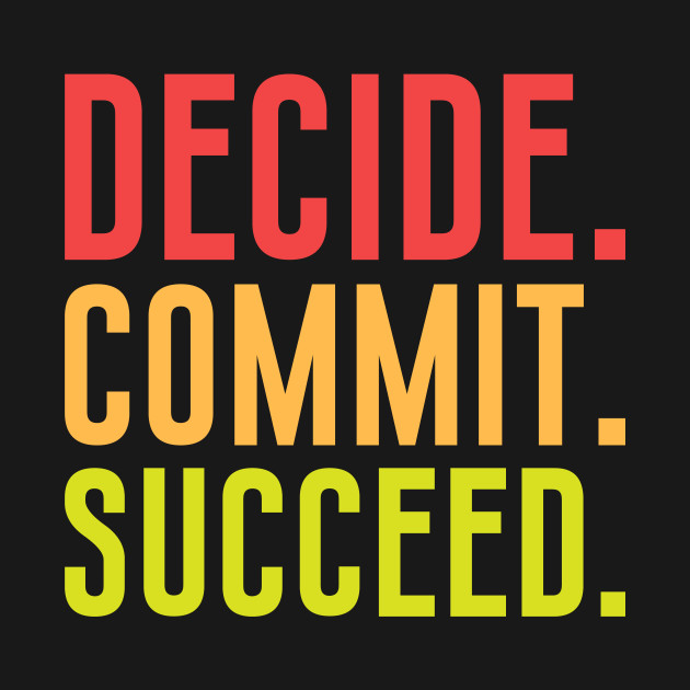 Decide Commit Succeed - Succee...