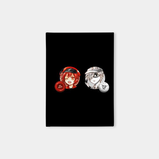 Hataraku Saibou Red & White Blood Cell