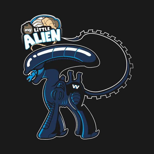 My Little Alien