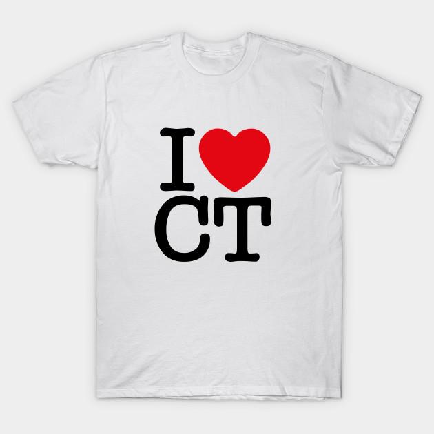 059c4200efdc I Love Cape Town - Capetown - T-Shirt | TeePublic