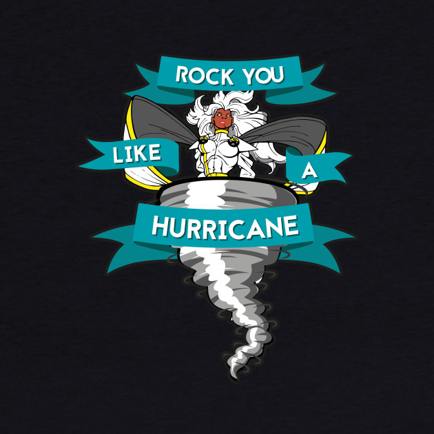 Storm - Rock You Like A Hurricane