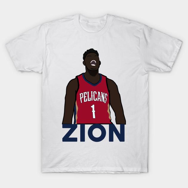 Zion New Orleans Pelicans