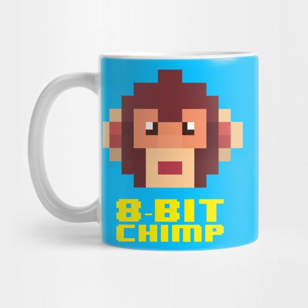 The 8BitChimp Original by 8bitchimp