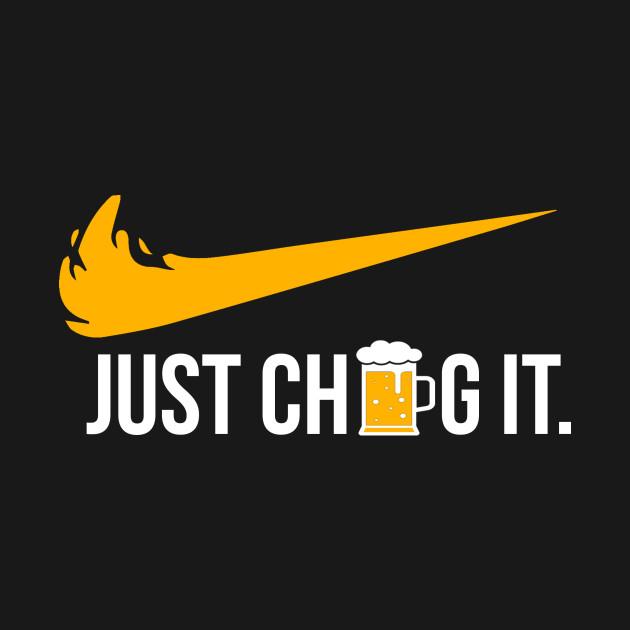 Just Chug It | Beer shirt