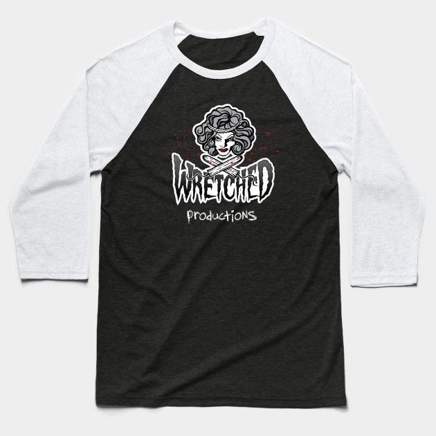Wretched Productions Baseball T-Shirt