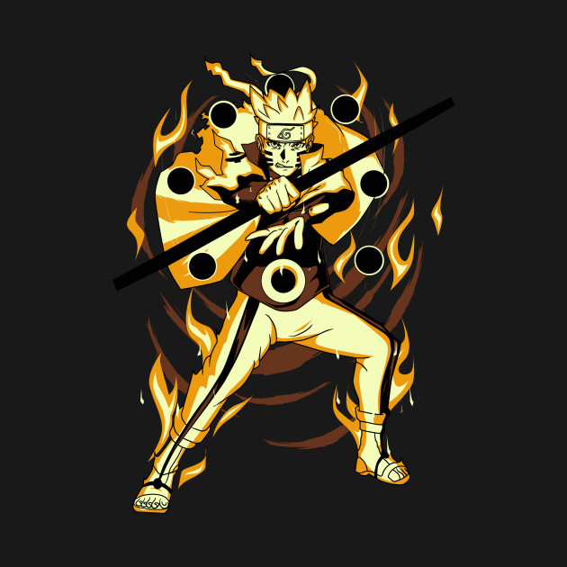 mode Naruto sage