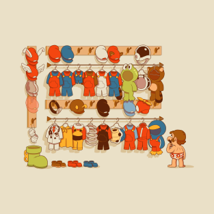 The Plumber's Closet t-shirts