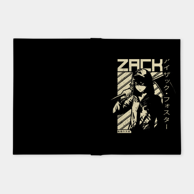 Isaac Zack Foster - Angels of Death   Anime Shirt