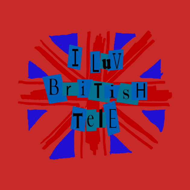 I LUV BRITISH TELE
