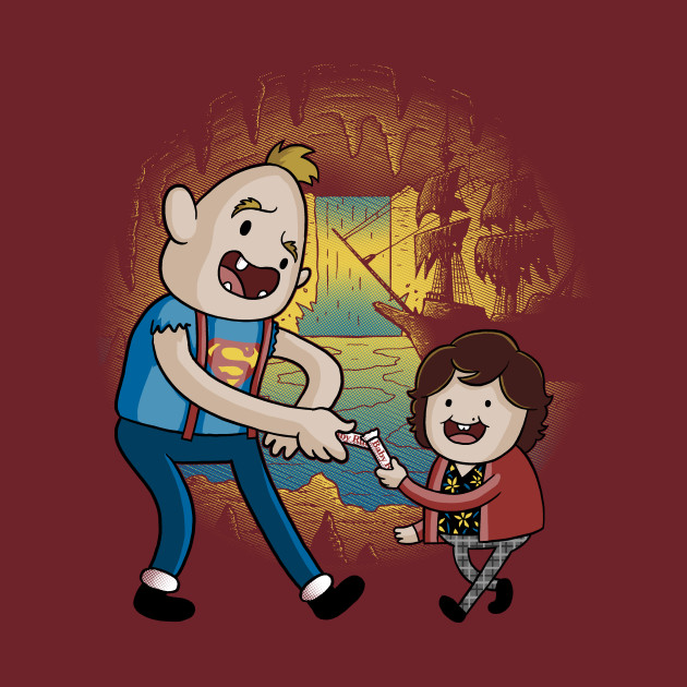 Goonies Time T-Shirt