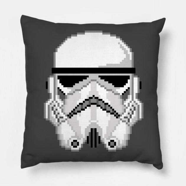 Stormtrooper Pixel Art