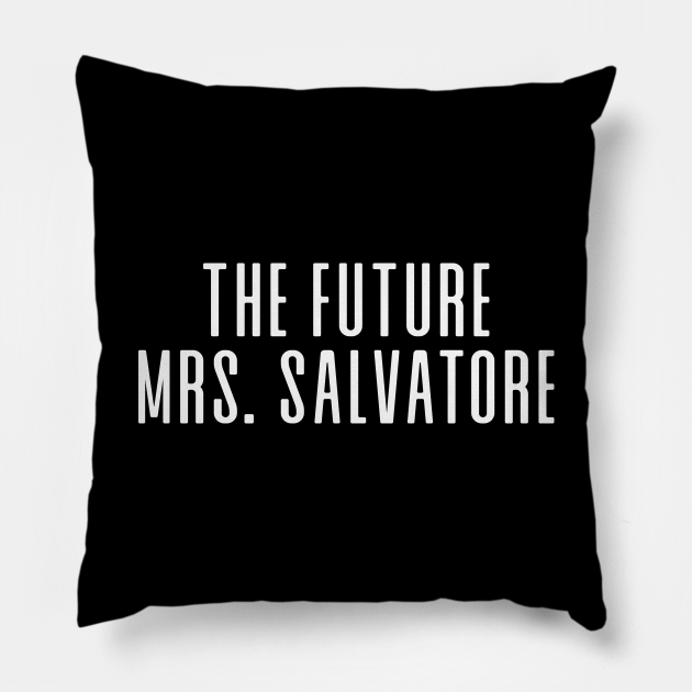 The Future Mrs. Salvatore