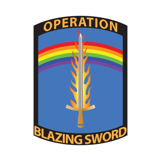 Operation Blazing Sword