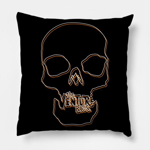 Venture Bros. Skull - 2