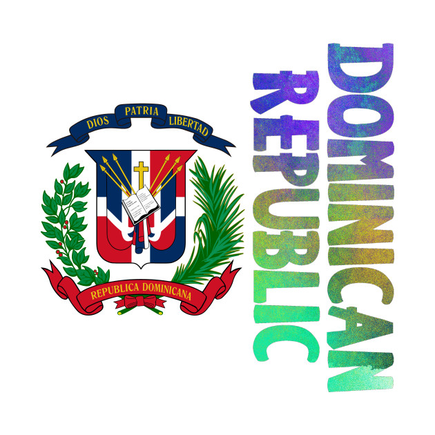 Dominican Republic Coat of Arms Design