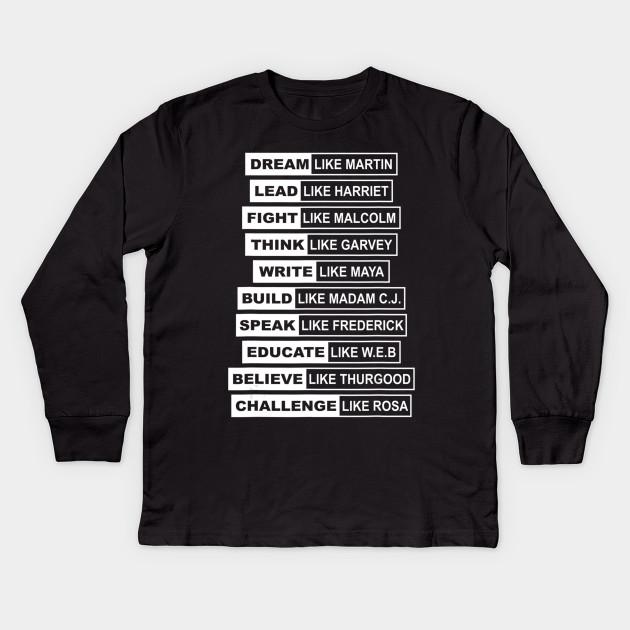 Black power Shirt African American Black Lives Matter Black History Month Martin