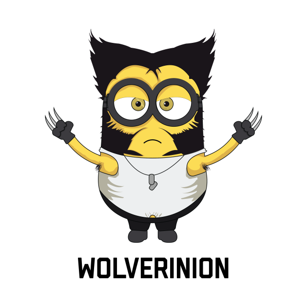 Kevin the Wolverinion