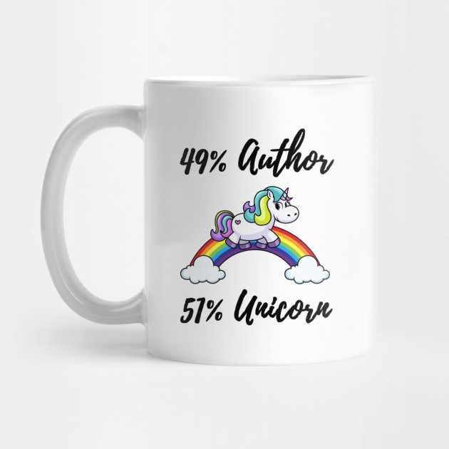 49% Author 51% Unicorn