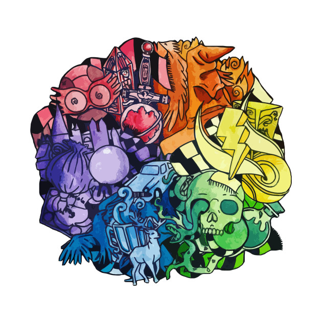 Magical Colorwheel