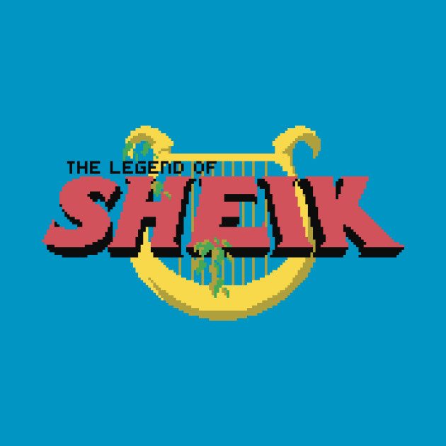 The Legend of Sheik