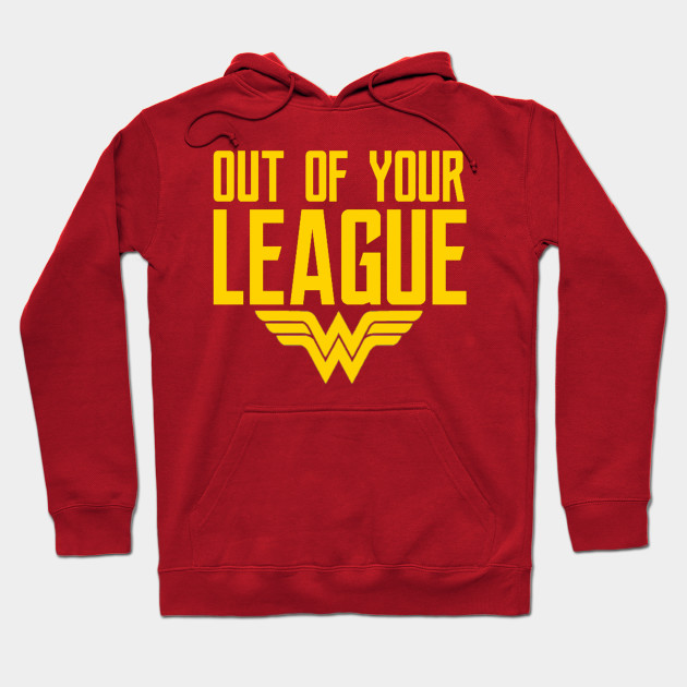 wonder woman - out of your league