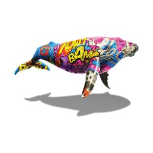 Graffiti Whale