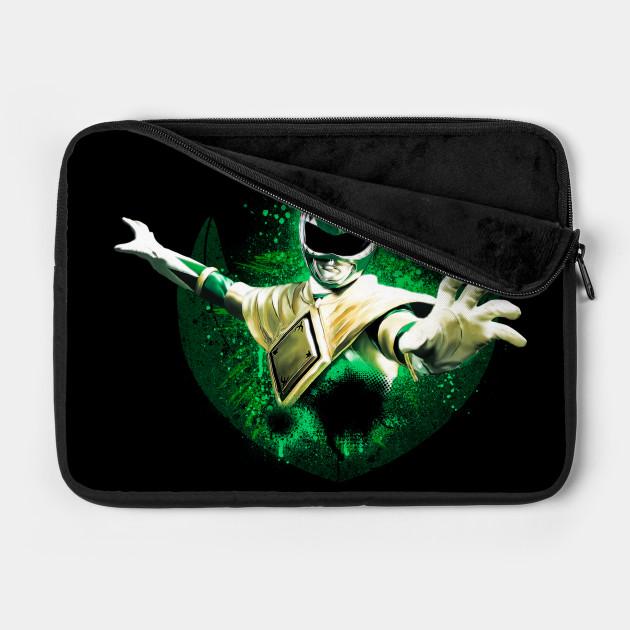Green Ranger Splatter