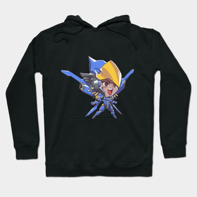 Pharah cute spray tee