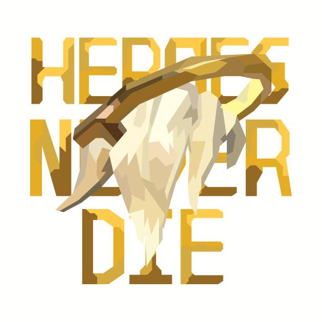 Heroes Never Die - Mercy Overwatch