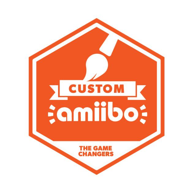 TCG Custom Amiibo badge