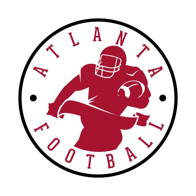 Super Bowl Atlanta Falcons Football Team Color