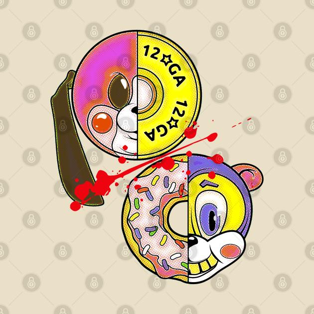 Hazel & Cha-Cha Donuts and Bullets